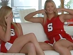 Free lesbian cheer leader clips your place